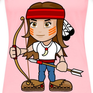 Girl Archer - Women's Premium T-Shirt