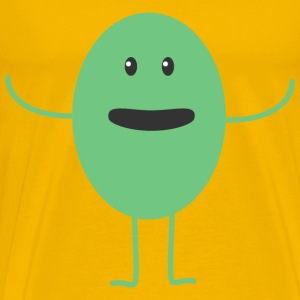 Happy Jelly Bean - Men's Premium T-Shirt