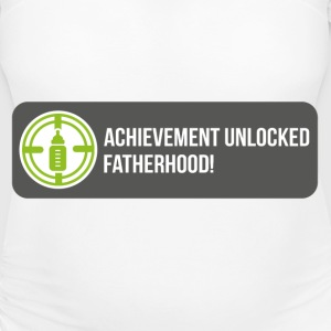 Fatherhood T-Shirts - Women's Maternity T-Shirt