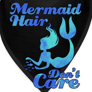 mermaid hair don't care Caps - Bandana