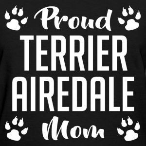 airedale 1278121.png T-Shirts - Women's T-Shirt