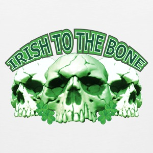 Irish to the Bone Skull Sportswear - Men's Premium Tank