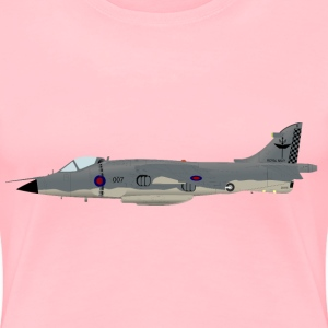 SEA HARRIER - Women's Premium T-Shirt