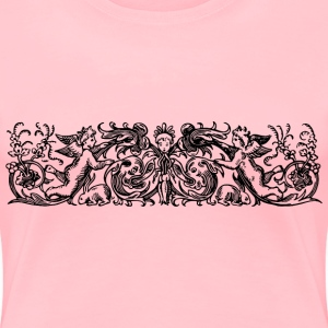 Decorative divider 137 - Women's Premium T-Shirt