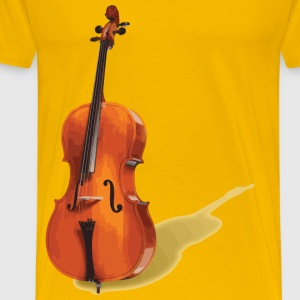 Cello - Men's Premium T-Shirt