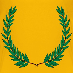 Laurel wreath 2 - Kids' Premium T-Shirt