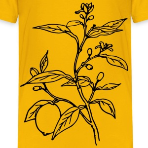 Lemon tree 2 - Kids' Premium T-Shirt