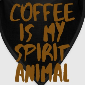 Coffee is my spiritual animal Caps - Bandana