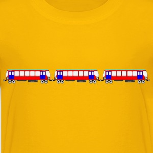 SBahn Train - Kids' Premium T-Shirt