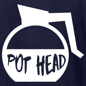 Pot head Kids' Shirts - Kids' T-Shirt
