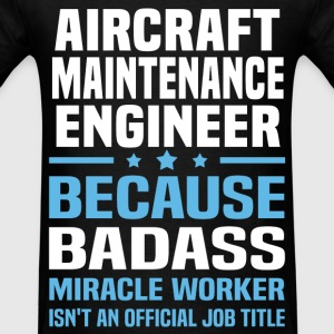 Aircraft Maintenance Engineer Tshirt - Men's T-Shirt