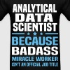 Analytical Data Scientist Tshirt - Men's T-Shirt