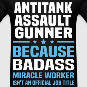 Antitank Assault Gunner Tshirt - Men's T-Shirt