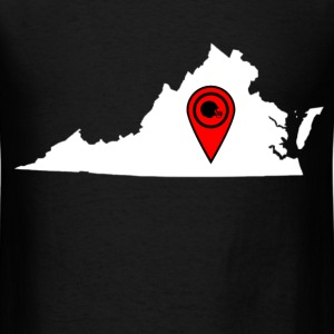 virginia 2782783123.png T-Shirts - Men's T-Shirt