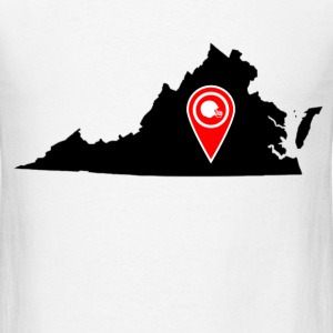 virginia 1291021.png T-Shirts - Men's T-Shirt