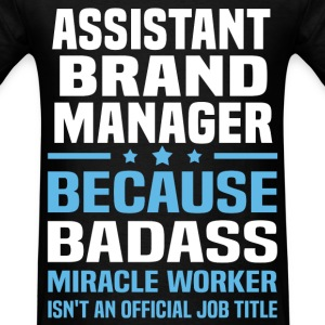 Assistant Brand Manager Tshirt - Men's T-Shirt