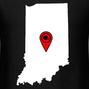 indiana 27182712.png T-Shirts - Men's T-Shirt