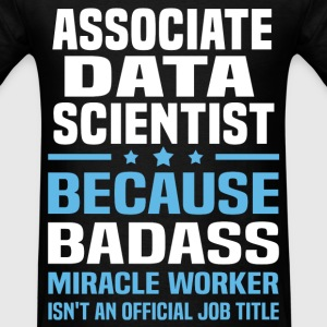 Associate Data Scientist Tshirt - Men's T-Shirt