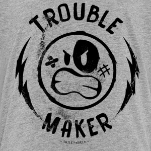 SmileyWorld Trouble Maker - Kids' Premium T-Shirt