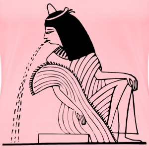 Drunken ancient Egyptian - Women's Premium T-Shirt
