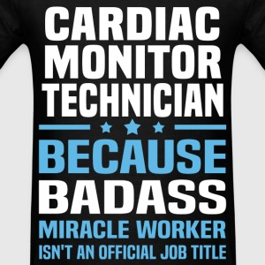 Cardiac Monitor Technician Tshirt - Men's T-Shirt