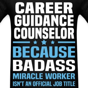 Career Guidance Counselor Tshirt - Men's T-Shirt