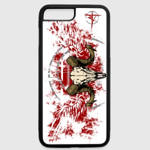 Winged Ramskull   - iPhone 7 Plus Rubber Case