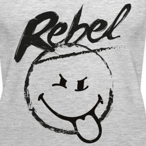 SmileyWorld Rebel - Women's Premium Tank Top