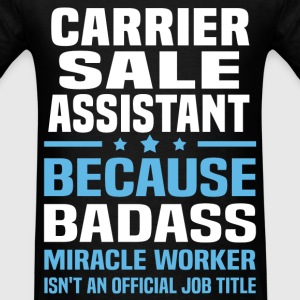 Carrier Sale Assistant Tshirt - Men's T-Shirt