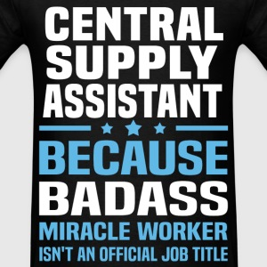 Central Supply Assistant Tshirt - Men's T-Shirt