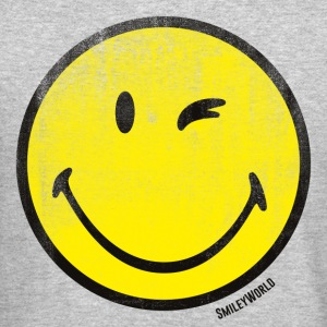 SmileyWorld Classic Winking Smiley - Crewneck Sweatshirt