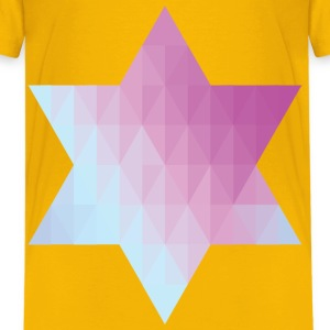 Geometric Star VI - Kids' Premium T-Shirt