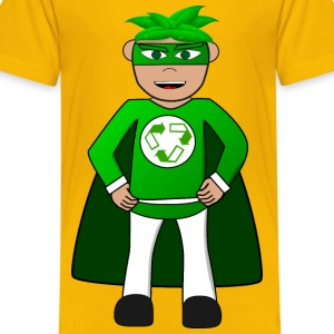 Eco Man Full - Kids' Premium T-Shirt