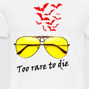 TO RARE TO DIE - Men's Premium T-Shirt