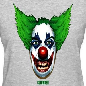 EVIL CLOWN - Women's T-Shirt