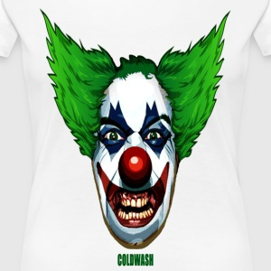 EVIL CLOWN - Women's Premium T-Shirt
