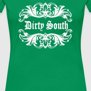 DIRTY SOUTH - Women's Premium T-Shirt