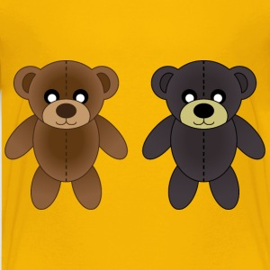Plush bears - Kids' Premium T-Shirt