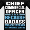 Chief Commercial Officer Tshirt - Men's T-Shirt
