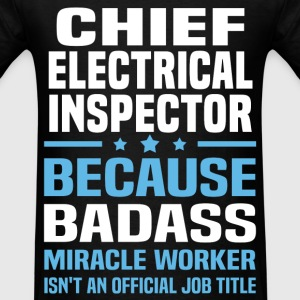 Chief Electrical Inspector Tshirt - Men's T-Shirt