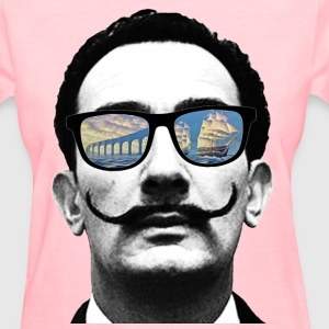 DALI GLASSES - Women's T-Shirt