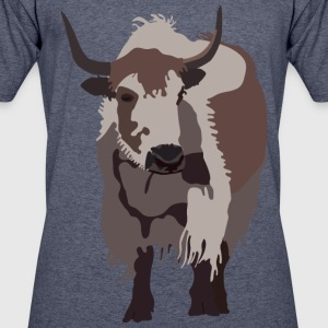 YAK T-Shirts - Men's 50/50 T-Shirt