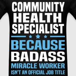 Community Health Specialist Tshirt - Men's T-Shirt