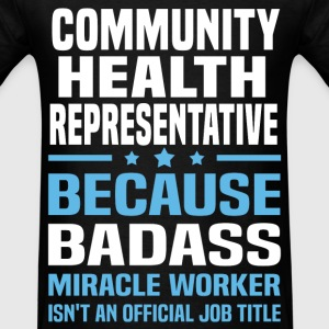 Community Health Representative Tshirt - Men's T-Shirt