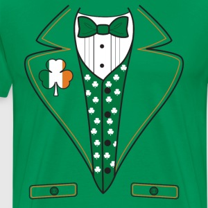 Irish Leprechaun Costume T-Shirt T-Shirts - Men's Premium T-Shirt