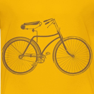 Vintage bicycle 01 - Kids' Premium T-Shirt