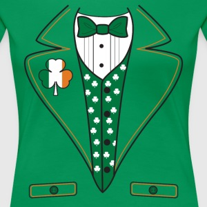 Irish Leprechaun Costume T-Shirt T-Shirts - Women's Premium T-Shirt