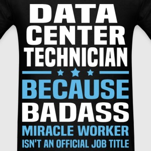 Data Center Technician Tshirt - Men's T-Shirt