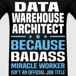 Data Warehouse Architect Tshirt - Men's T-Shirt