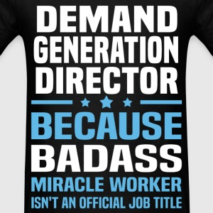 Demand Generation Director Tshirt - Men's T-Shirt